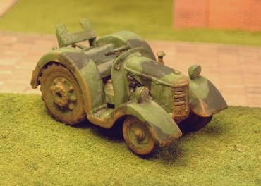 RAF David Brown Tractor  - Matador Models