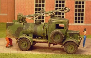 Albion AM463 RAF Refueller  - - Matador Models